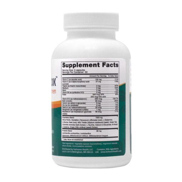 Fertile-Detox-състав