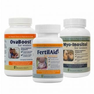 Fertility products for women