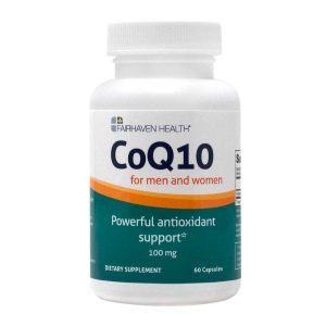 Coenzyme Q10 от Fertilaid