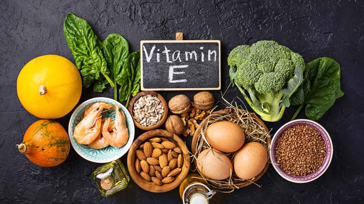 витамин е и зачеване
